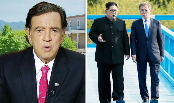 north korea south korea summit kim jong un moon jae in
