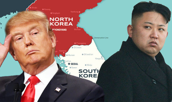 Image result for North And South Korea Presidents images