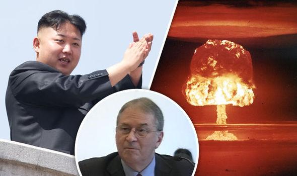 north korea war nuclear