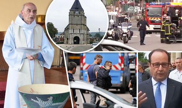 Los servicios de seguridad responden al incidente en el norte de Francia