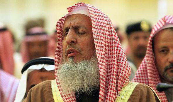 Saudi Arabia's Grand Mufti Sheikh Abdulaziz bin Abdullah al-Sheikh has denied issuing a fatwa (religious edict) which allows a hungry man to .