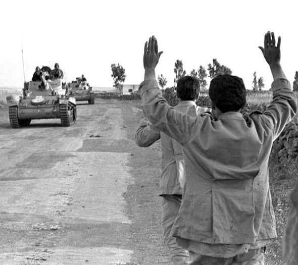 tedrad, six day war, bible, arab israeli war, end of the world, doomsday prediction