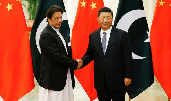 Pakistan and China are historically close