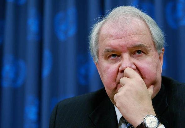 Ambassador Sergei Kislyak