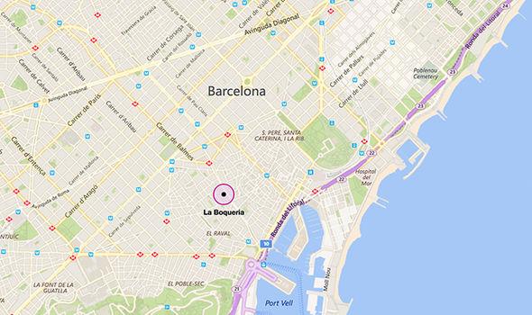Barcelona terror: Las Ramblas attack then hostages