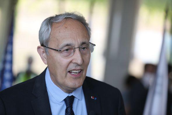 Bernard Bigot, Managing Director Iter
