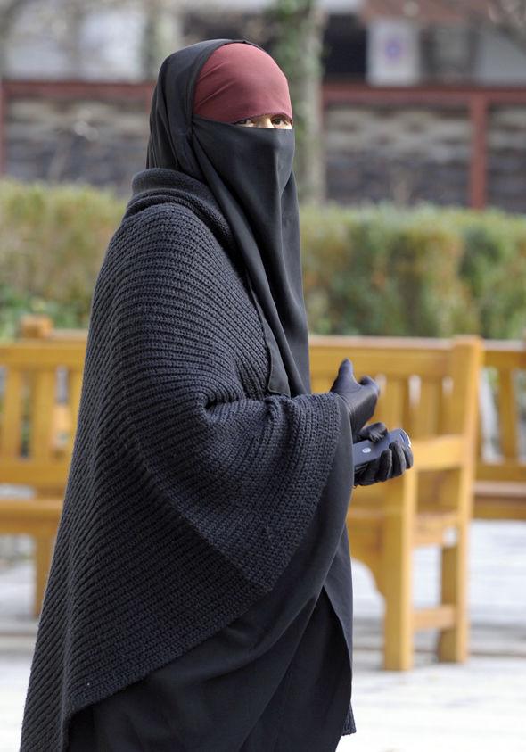 Burka ban