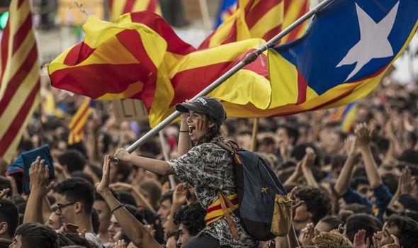 Catalonian referendum