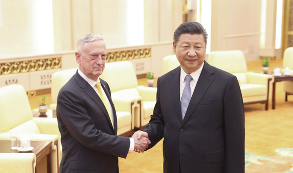 China EU USA trade war alliance Donald Trump President Xi