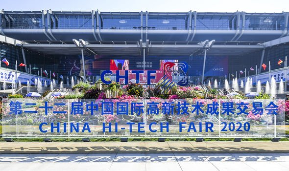 China News: China Hi-Tech Fair 2020