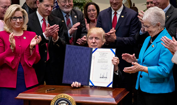 Donald Trump bill