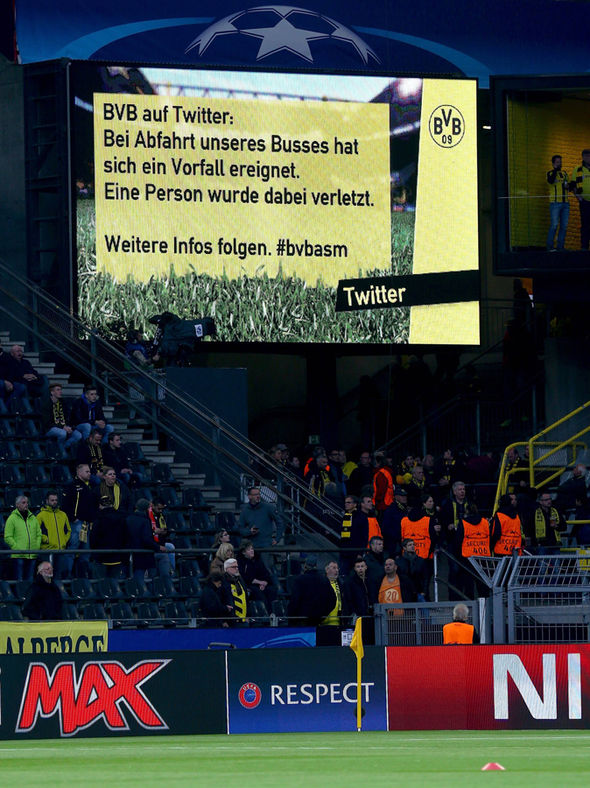 Dortmund stadium