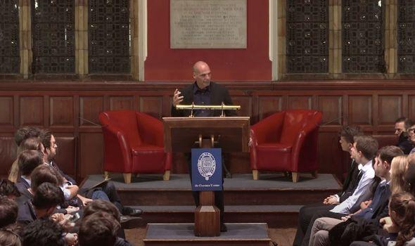 EU news: Varoufakis said a stronger eurozone will be to the detriment of Europeans