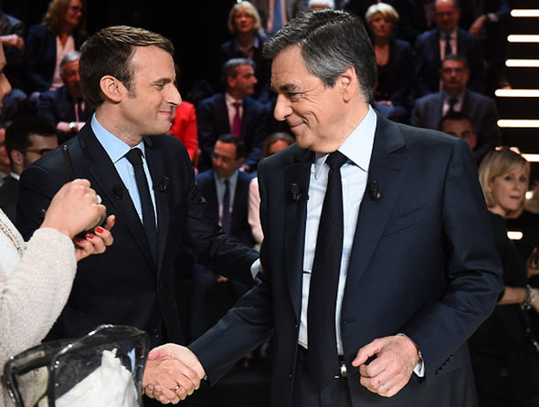 Fillon and Macron