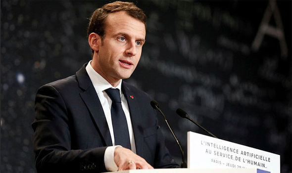 France in chaos: Macron wants to reform labour law