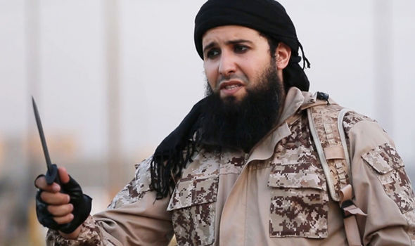 Terrorist RachidKassim