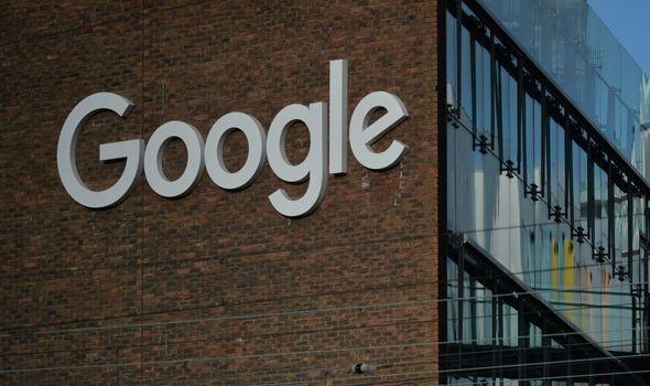 Google's base in Dublin