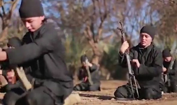 We will shed blood like rivers' Now ISIS threatens CHINA in shocking