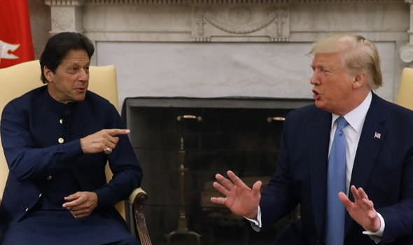 India-Pakistan news: Mr Khan recently met with trump