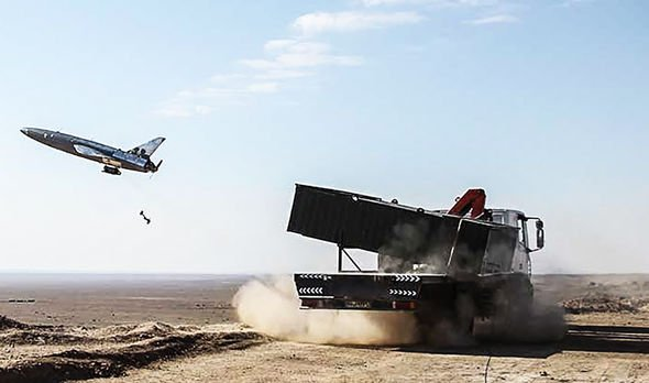 Iran drones