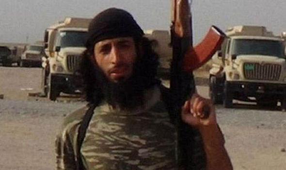 Jihadi John in Syria