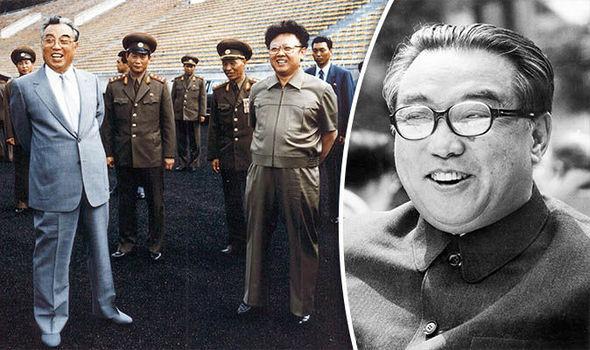 Kim Il Sung, Kim Jong Il,