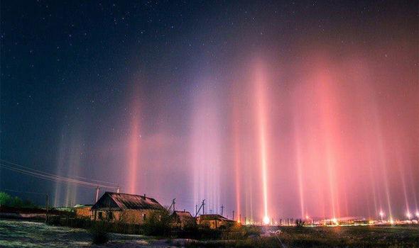 Northern Lights Pictures Alaska