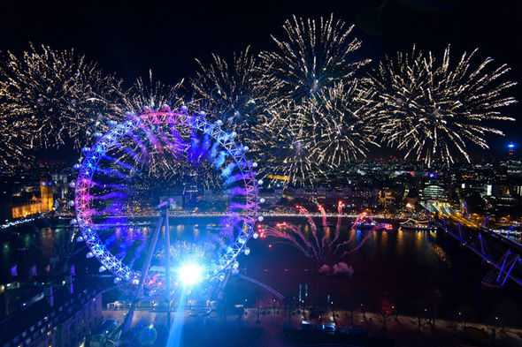 New Years Eve Celebrations Begin In Style As Australia