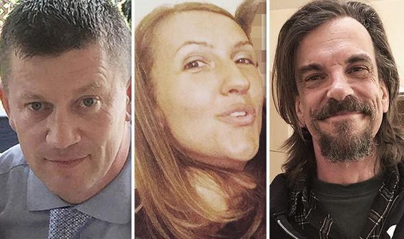 London terror attack victims