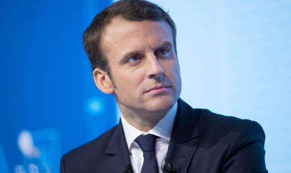Macron France election le Pen