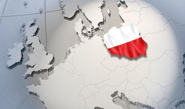 Poland maps