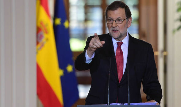 Mariano Rajoy, Spain's Prime Minster