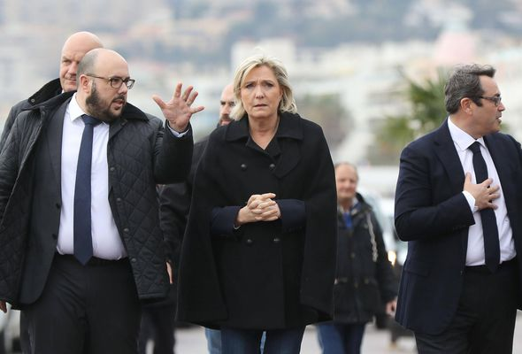 Marine Le Pen has criticised the French government's attempts to tackle extremism