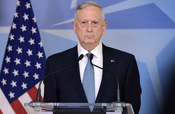 Mattis reportedly received 30 days to come up with a new aggressive plan against ISIS