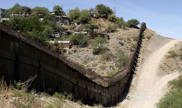 Mexican wall