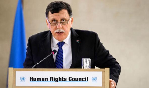 Libyan PM Fayez Al-Serraj