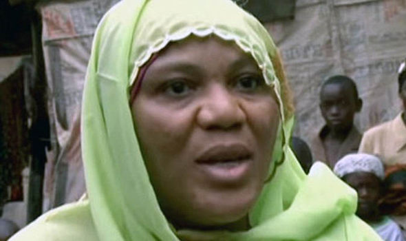 Mohammed Bello Abubaka's wife