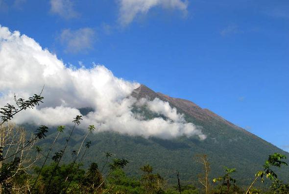 Mount Agung latest update