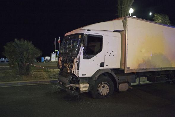 Nice lorry