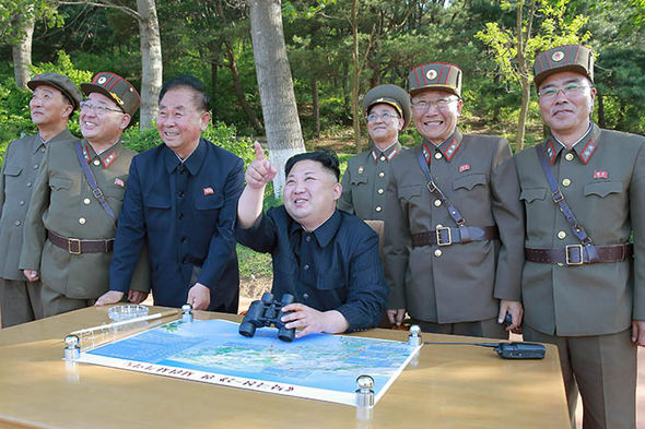 North Korea: Kim Jong-un