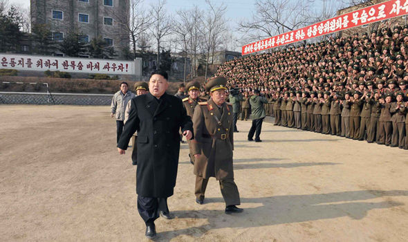 North Korea have made repeated nuclear threats to the US in recent weeks