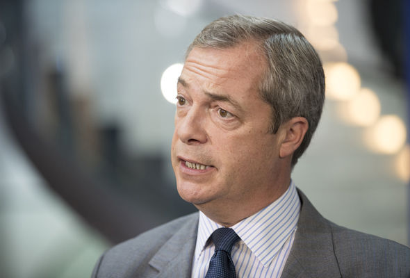 Nigel Farage criticised