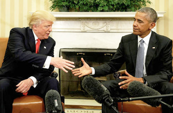 Obama was livid with Trump