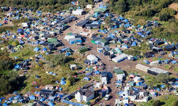 Migrant camps