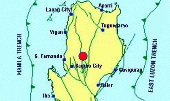 Tsunami Philippines Today