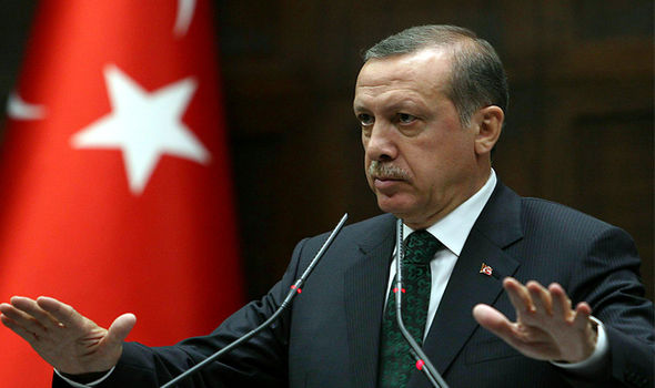 Defiant Turkish President Erdogan vows to charge military ...