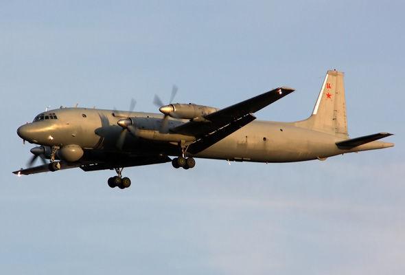 Russia Canada spy plane military