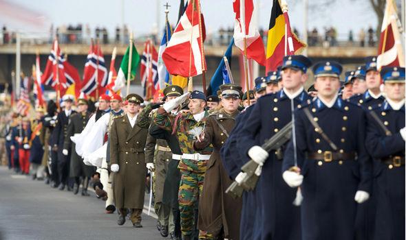 Nato defence