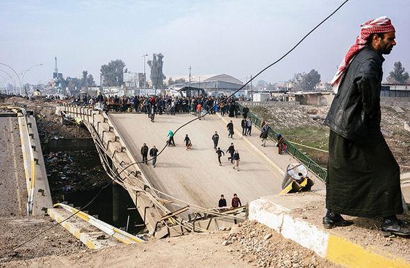 Scenes in Mosul