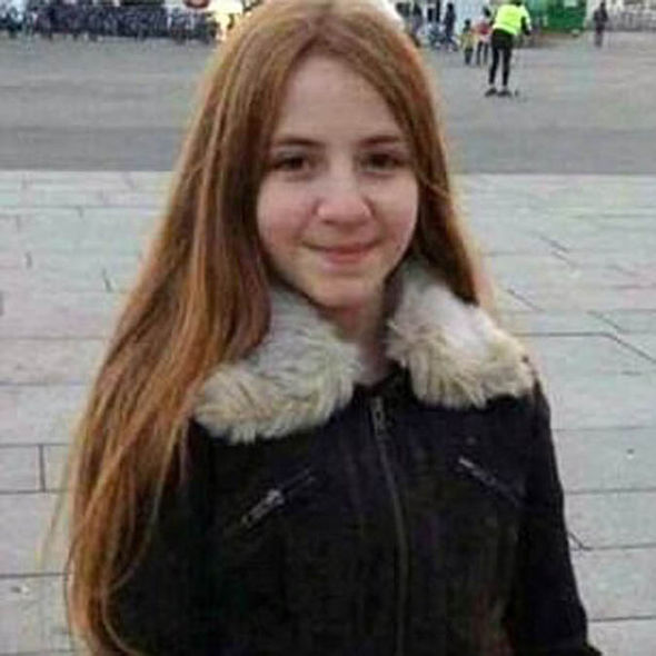 Girl killed in Sweden terror attack